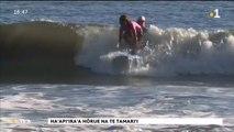 TH : A l'école de l'apprentissage du surf