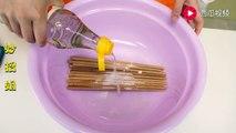 【Handling new chopsticks】新买的筷子这样处理一下,一辈子都不发霉不生菌,家家户户都需要