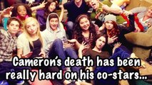 Descendants and Jessie Cast At Cameron Boyce Memorial (Hard Not To Cry)