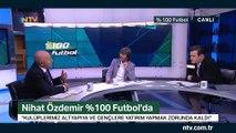 % 100 Futbol (Konuk: TFF Başkanı Nihat Özdemir) 6 Ağustos 2019