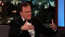 Quentin Tarantino on New Movie with Leonardo DiCaprio, Brad Pitt & Margot Robbie