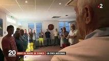 Emotion dans la commune de Signes après le décès du maire renversé par un fourgon- VIDEO