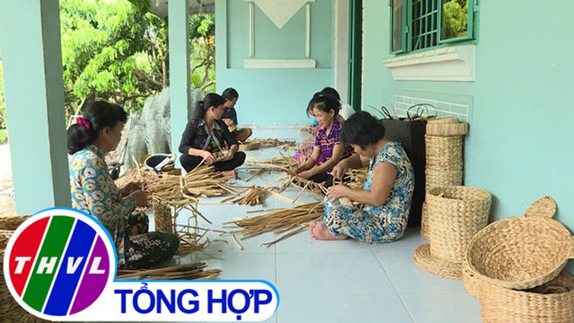 THVL   Nông thôn ngày nay: Hiệu quả từ công tác đào tạo nghề cho lao động nông thôn