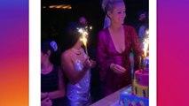 Laeticia Hallyday : la fête d'anniversaire de Jade et Joy transformée en soirée disco !