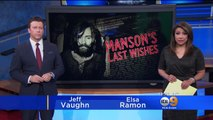 Meet Charles Manson's Best Friend