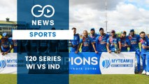 India Sweep T20 Series 3-0