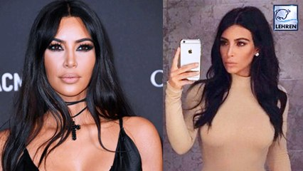 Kim Kardashian Looks Less Like Herself Day By Day And Fans Aint Having It
