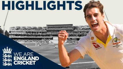 the ashes day 5 highlights first specsavers test 2019