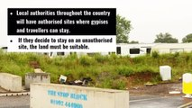 Eviction and rights of gypsies and travellers