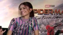 tom holland and zendaya being a cute couple for 6 minutes straight
