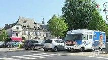Dans le Cantal, l'opticien passe de village en village