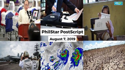 Postscript August 7, 2019