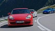 VÍDEO: El Porsche 911 GT3 cumple 20 años de historia