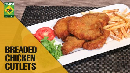 Baked Chicken Cutlets for People of All Ages | Lazzat | MasalaTV Shows | Samina Jalil