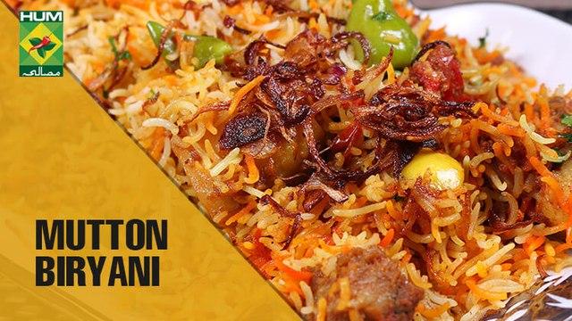 Simple and delicious Mutton Biryani | Dawat | Abida Baloch | Masala TV Show