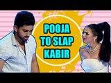 Shocking: Pooja to slap Kabir in Ek Bhram Sarvagun Sampanna