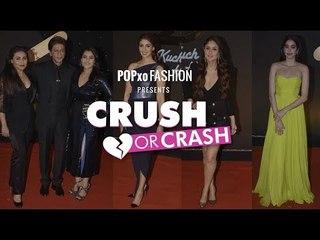 Crush Or Crash: Kuch Kuch Hota Hai 20th Celebrations - Episode 43 - POPxo Fashion