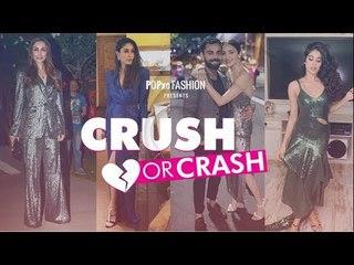 Crush Or Crash: 2018 Holiday Looks - Episode 54 - POPxo Fashion