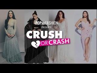 Crush Or Crash: Star Screen Awards 2018 - Episode 53 - POPxo Fashion