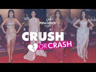 Crush Or Crash: Filmfare Glamour And Style Awards (Part 2) - Episode 65 - POPxo Fashion