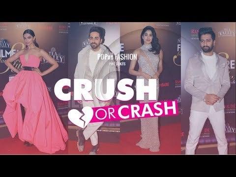 Crush Or Crash: Filmfare Glamour And Style Awards (Part 1) - Episode 64 - POPxo Fashion