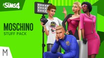 Les Sims 4 Kit d'Objets Moschino  - Trailer officiel