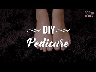 Easy DIY Spa Pedicure At Home To Remove Tan - POPxo Beauty