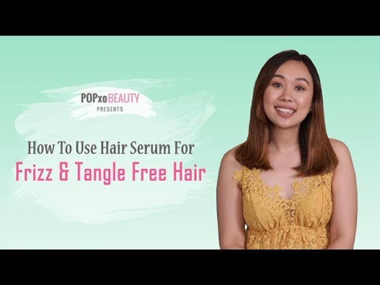 More About Hair Serum Benefits