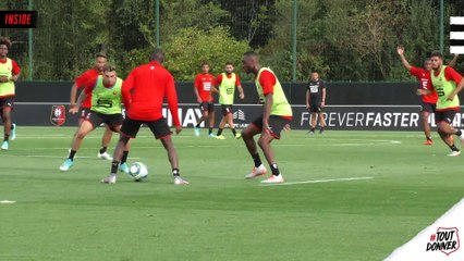 Edouard Mendy nouveau gardien du Stade Rennais F.C.
