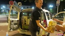 En cette saison de canicule, la maraude de Grenoble a d'autant plus besoin de bénévoles!