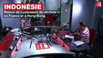 L'Indonésie renvoie des conteneurs de déchets en France et à Hong-Kong