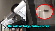 Tokyo 24-hour store closes after rat raid video goes viral