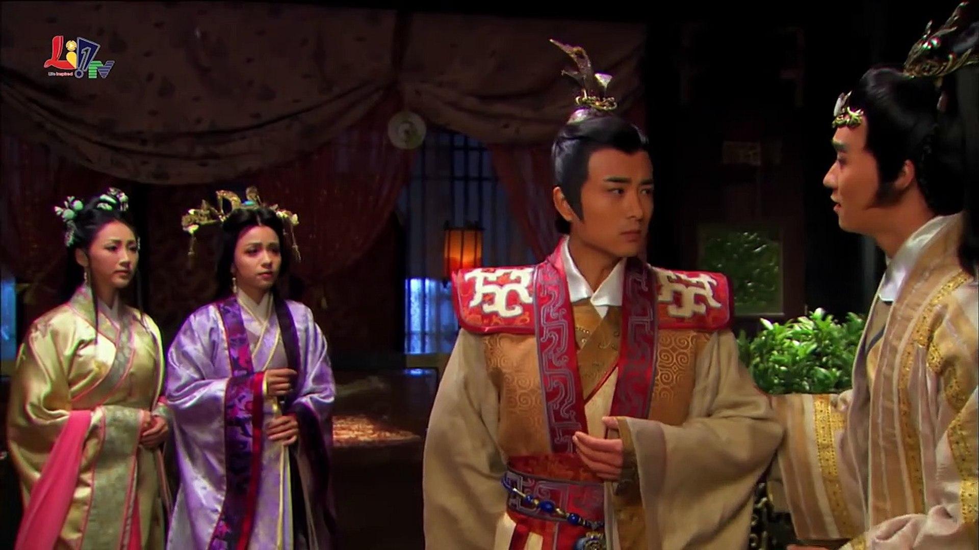 LẠC THỦY THẦN TIÊN - Tập 6 - Bí mật đằng sau việc Trần Lâm ra tay giết huynh đệ