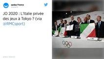 Jeux olympiques : Le CIO alerte l'Italie sur une possible exclusion