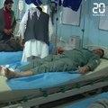 Près de 100 blessés après un attentat des Talibans à Kaboul