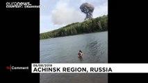 Une explosion dans un entrepôt de munitions fait un mort en Sibérie