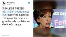 Roselyne Bachelot condamne les propos «ignobles» de son frère sur Marlène Schiappa