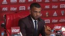 São Paulo - Alves : ''Mon objectif est de jouer la Coupe du monde 2022''
