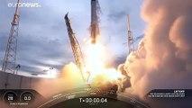 SpaceX : la neuvième mission de l'année est un succès