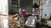 Rhône-Alpes : les orages ont provoqué de nombreux dégâts