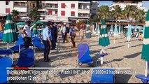 Report TV - Lirohen 2000m2 plazh në Durrës, procedohen 6 pronarë subjektesh