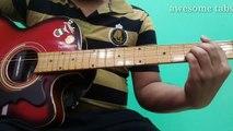 Kalank song | Arijit Singh | kalank movie | guitar lesson