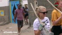 Maroc : De jeunes femmes bénévoles belges travaillant en short sur un chantier menacées de décapitation après un reportage télé