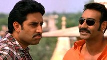 Ajay Devgn & Abhishek Bachchan to come together for a film after seven years ? | FilmiBeat