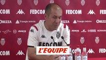 Jardim «Le mercato, ce n'est pas mon job» - Foot - L1 - Monaco