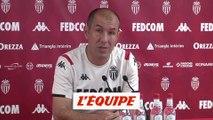 Jardim «Offensivement, on est en difficulté» - Foot - L1 - Monaco