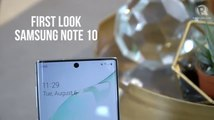 Samsung's new Galaxy Note 10 is here!