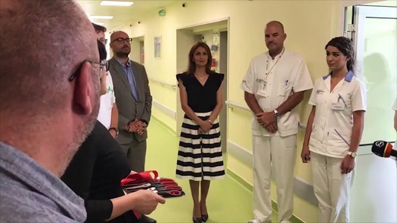 ZÁZNAM: Otvorenie zrekonštruovaného Oddelenia onkohematológie I. v NOÚ