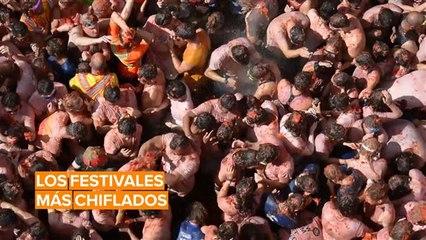 Los festivales más locos del mundo