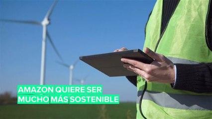 Amazon y su energía renovable